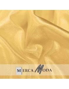 Tela Rasete Oro |Comprar telas por metros - Telas Mercamoda
