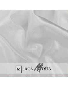 Tela Rasete Plata |Comprar telas por metros - Telas Mercamoda