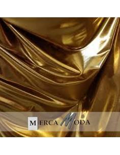 Tela lamé Oro
