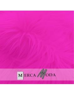 Tela Pelo Largo Fucsia |Comprar telas por metros - Telas Mercamoda