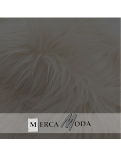 Tela Pelo Largo Gris |Comprar telas por metros - Telas Mercamoda